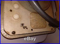 1956 ELVIS PRESLEY AUTOGRAPH RCA RECORD PLAYER model 7-EP-2 VINTAGE ORIGINAL