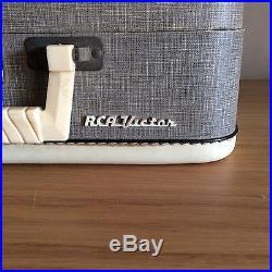 1956 Elvis Presley RCA victrola Portable Record Player RARE