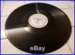 1956 ROCKABILLY 78 RPM ELVIS PRESLEY on CANADA RCA VICTOR WHITE LABEL PROMO M