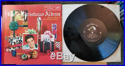 1s / 1s original Gatefold Elvis Presley ELVIS' CHRISTMAS ALBUM LOC-1035