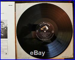 3s / 1s matrix original P. D. CREDIT Elvis Presley ELVIS PRESLEY LPM-1254