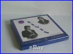 4 LP/ 4 CD Box Elvis Presley From Sunset Blvd. To Paradise Rd. PURPLE Vinyl