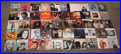 500 7 45 PICTURE SLEEVE ONLY LOT 50s 90s Rolling Stones Beatles Elvis Presley