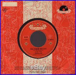 7 1959 John Dattelbaum MY WISH CAME TRUE Elvis Presley Polydor 24087 NM