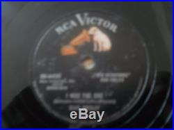 78 Rpm, Elvis Presley, Harlan Leather, Memphis Minnie, Bill Haid's Cubs, Etc