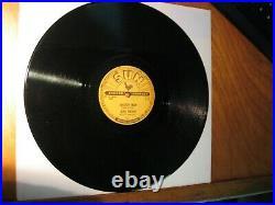 78 RPM Record Mystery Train By Elvis Presley