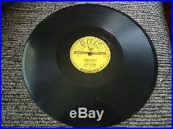 78 Sun Records Elvis Presley-mystery Train-i Forgot To Remember