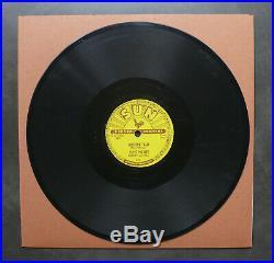 78 rpm Elvis Presley Mystery Train US SUN Records 223