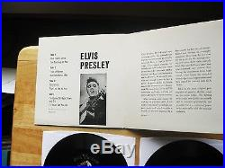 99% MINT PKG! DOUBLE EP! FROM 1956 Elvis Presley ELVIS PRESLEY EPB-1254