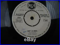 A bit of Elvis Presley Austrailian History Not for sale Preview Record