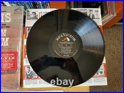 ALL MINT Elvis Presley HARUM SCARUM SHRINK, HYPE, PHOTO LPM-3468 1965