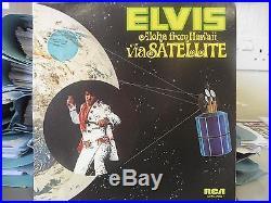 ALOHA FROM HAWAII RARE USA EP ELVIS PRESLEY DTFO 2006 WITH JUKE BOX STRIP