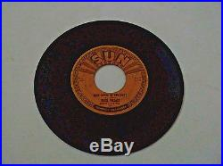 Blue Moon Of Kentucky/ That's All Right- Elvis Presley- 45rpm- Sun Label-# 209-3