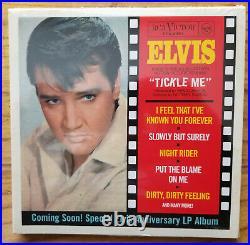DELETED 2005 FTD 2 DISC STILL SEALED MINT Elvis Presley TICKLE ME EPA-4383