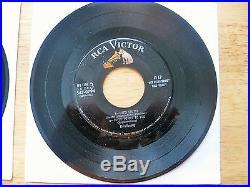 DOUBLE EP! FROM 1956 Elvis Presley ELVIS PRESLEY EPB-1254
