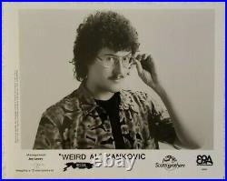 Dare To be Stupid by Weird Al Yankovic (1985 Rock'N' Roll Records Promo!) Mint