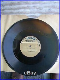 Dont Be Cruel 1955 original Otis Blackwell / Elvis Presley only copy known