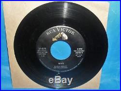ELVIS PRESLEY 164th RAREST RECORD IN THE WORLD 1960 PROMO ONLY SINGLE with PS