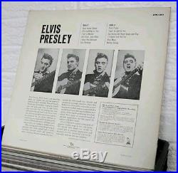 ELVIS PRESLEY 1956 LP debut RCA LPM-1254 NEAR MINT