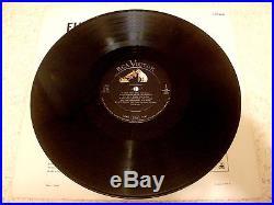 ELVIS PRESLEY 1956 RCA LPM-1254 DEBUT ALBUM IN BAGGY! $700 BOOK