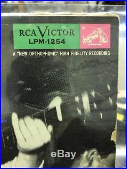 ELVIS PRESLEY 1956 debut 1st Press Vinyl LPM 1254 RCA Pale Pink original A1/B2