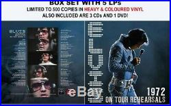 ELVIS PRESLEY 1972 ON TOUR REHEARSALS Magic King Recordings