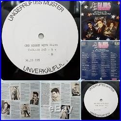 ELVIS PRESLEY, 2 Lp, Promo, One Night with Elvis, 1985, Lp, ungespielt, black vinyl