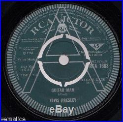 ELVIS PRESLEY'60s DEMO RCA 1663
