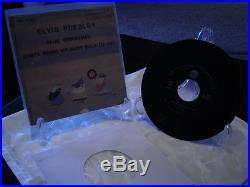 Elvis Presley 7 Italian Christmas Single With Cover Rca 45n 0939