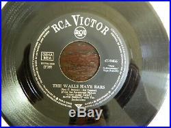 ELVIS PRESLEY 7 THE WALLS HAVE EARS Ger. PRESS. MEGARAR