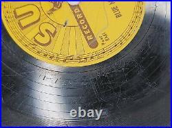 ELVIS PRESLEY 78 Blue Moon Of Kentucky Thats All Right Sun 209 U-129-2 #72 Mark