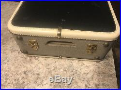 ELVIS PRESLEY AUTOGRAPHED RECORD PLAYER RCA Victor 7-EP-2 serial 108947