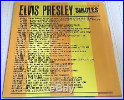 Elvis Presley Blue Moon Of Kentucky That's All Right Rca 447-0601 45 RPM