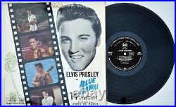 ELVIS PRESLEY Blue Hawaii LP Spain 1961 Orig 1sT MINT LPM-2426 MONO RARE
