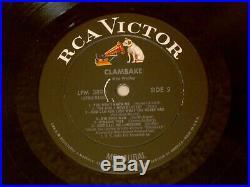 ELVIS PRESLEY CLAMBAKE 1967 RCA LPM-3893 MONO IN SHRINK WithBONUS PHOTO