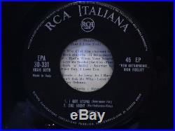 Elvis Presley Ep Presley Special Italy Rca Italiana 30 331