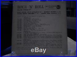 Elvis Presley Ep Rock'n' Roll Italy Rca Italiana A72 V0174