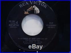 Elvis Presley Epa's The Most Talked About New Personality Rca