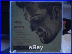 Elvis Presley Epelvis Presley Rca Cme 117