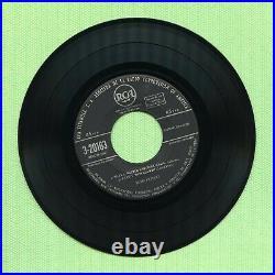 ELVIS PRESLEY / El Rock And Roll / RCA 32017 Pressing Spain 1958 VG+