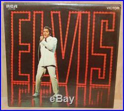 ELVIS PRESLEY Elvis (nbc-tv Special) Vinyl Original Recording SEALED/NEW