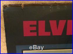 ELVIS PRESLEY GOOD TIMES 1974 RCA CPL1-0475 With RARE'MY BOY' HYPE STICKER