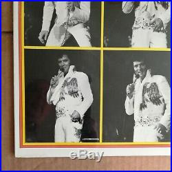 ELVIS PRESLEY Having Fun With Elvis On Stage Boxcar 1974 Factory SEALED