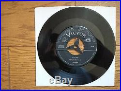 ELVIS PRESLEY Hound Dog JAPAN 7 ES-5054 Vinyl Cover Poly-Lined Sleeve