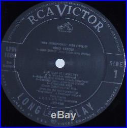 ELVIS PRESLEY KING CREOLE ORIGINAL 1958 RARE CANADIAN COPY MINT- LP