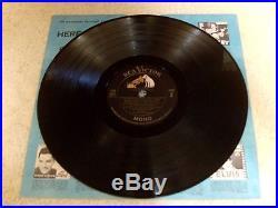 ELVIS PRESLEY KISSIN COUSINS 1964 RCA LPM-2894 MONO IN BAGGY WithBONUS PHOTO