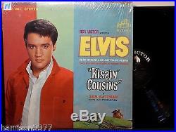 Elvis Presley Kissin Cousins Original 1964 Lp Rca Victor Lsp 2894 Stereo Rare