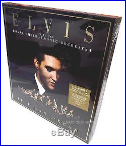ELVIS PRESLEY LP 180g + CD BOX Set If I Can Dream + Poster with 3 Bonus Tracks RPO
