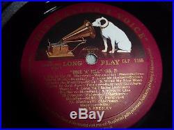 Elvis Presley Lp-1st Uk Press- Rock N Roll No. 2-hmv Clp 1105