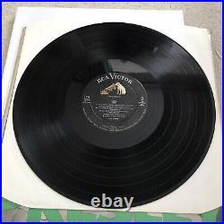 ELVIS PRESLEY LPM 1254 (1956) USA 1st Press 5S / 6S VINYL LP Original RARE